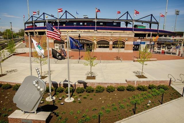 Reading's First Energy Stadium is home to the Reading Fightin Phils, Class AA affiliate of the Philadelphia Phillies.