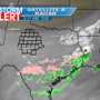 Icy morning commute possible for some