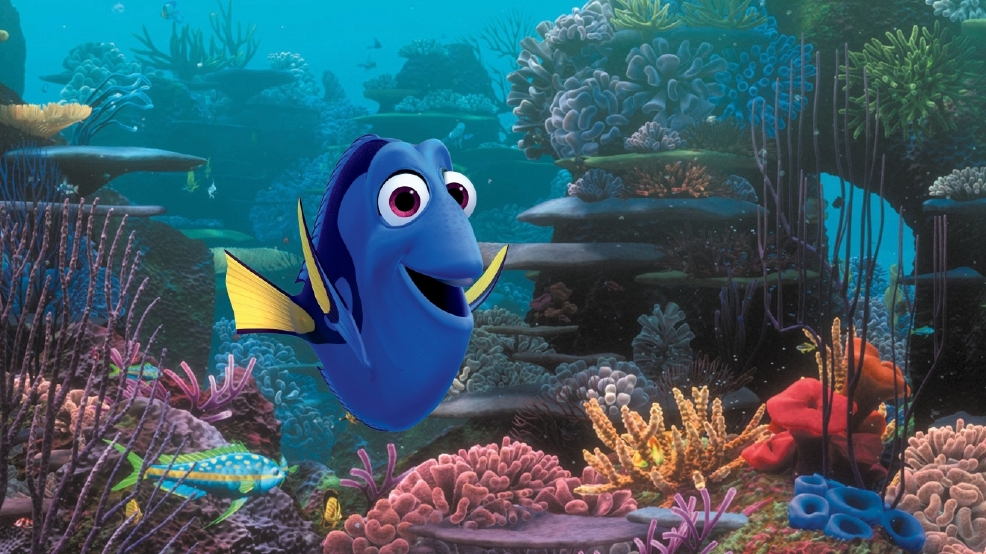 'Finding Dory' breaks record for opening of animated film