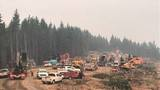Horse Prairie Fire now 25% contained at 16,419 acres, thunderstorms predicted