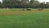 After vandals ruin pee wee football field, lawn company fixes it free of charge