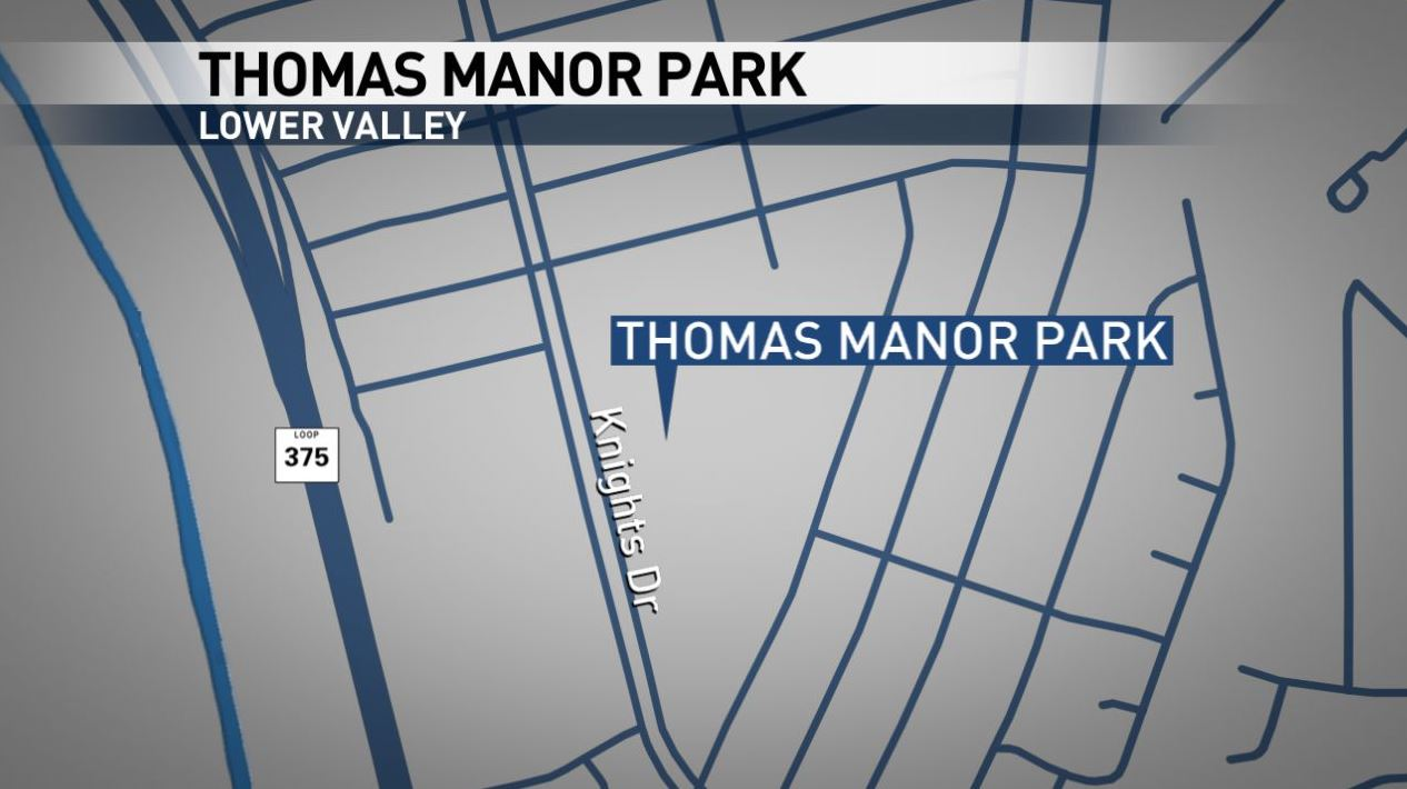 The project plans to relocate the stormwater pond and rehabilitate the pump station at Thomas Manor Park.<p></p>