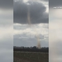 NWS: Rare weak tornado caught on camera in Sanger