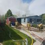 Payson house fire in area of 400 N. 500 West, displaces 7 people
