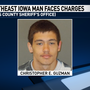Southeast Iowa man behind bars in Missouri facing charges