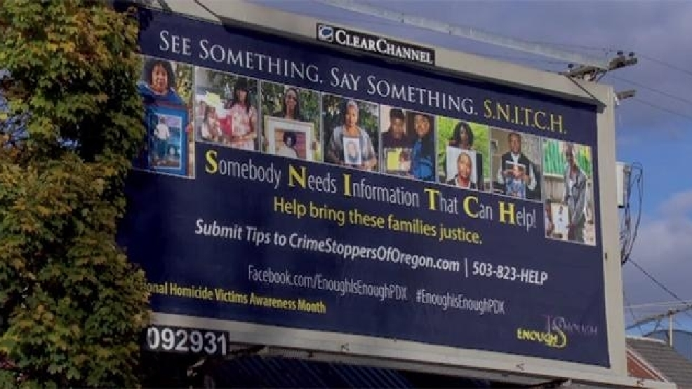 Enough is Enough': Group helps raise billboard on unsolved murders