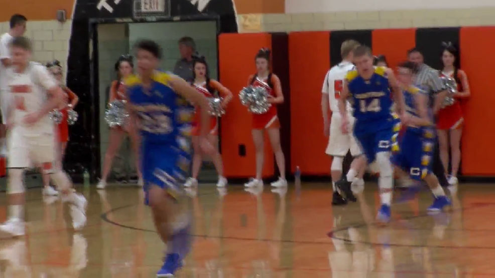12.11.15 Video - Steubenville Central Vs Shadyside  - Boys Basketball