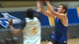 South Loup competes in first Mr. Basketball