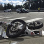 Motorcyclist seriously injured in hit-and-run crash on I-5 overpass