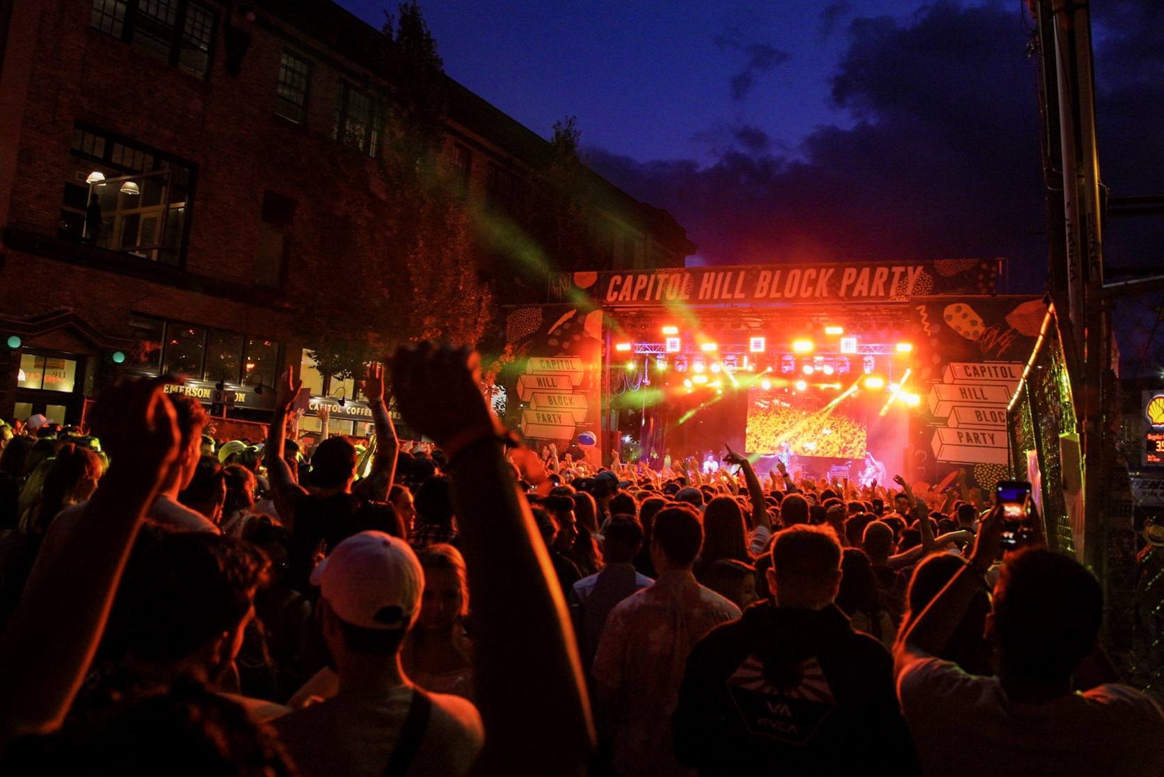 <p>Over 20,000 people are expected to attend Capitol Hill Block Party this year! The annual three-day music festival in the heart of the Capitol Hill neighborhood has six stages, indoor and outdoor venues, multiple beer gardens and VIP lounges. Headliners include Father John Misty, Dillon Francis, Brockhampton - as well as promising local talent and lesser-known performers across a variety of genres. (Image: Stephanie Dore / Seattle Refined)</p>