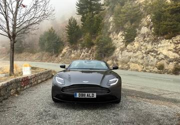 5 things to know about the 2019 Aston Martin Volante