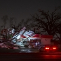 Residents pick up pieces after tornadoes leave 19 dead