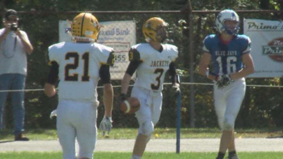 Ferndale shuts out Conemaugh Valley 21-0