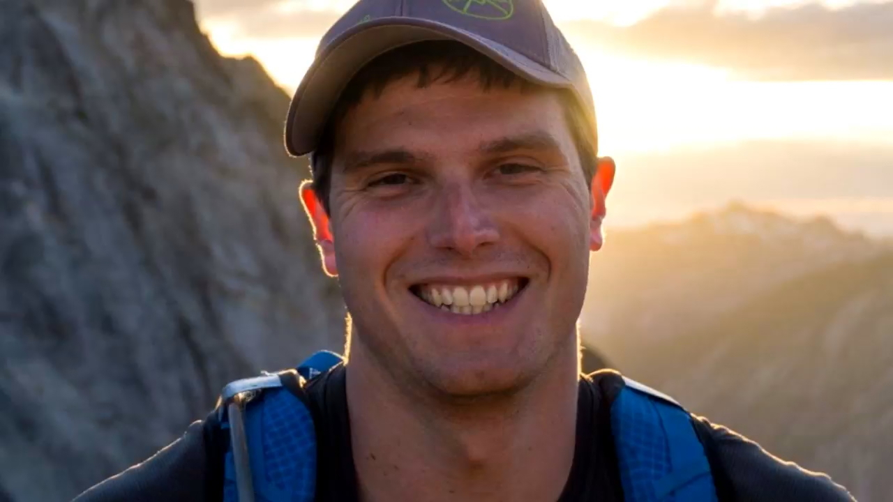 The Gold Bar Firefighter's Association confirmed that Sam Grafton died Saturday while kayaking near North Bend on the Snoqualmie River. (KOMO News)