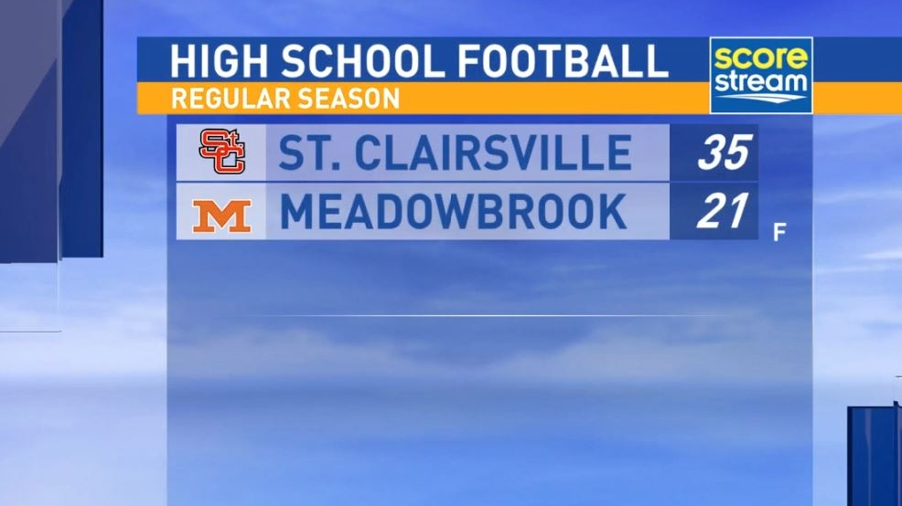 9.9.16 Highlights: St. Clairsville at Meadowbrook