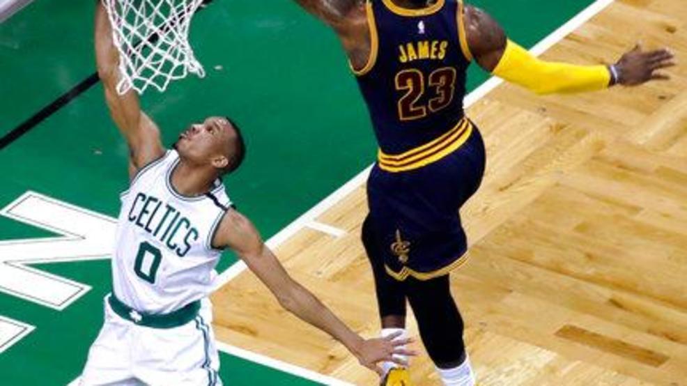 Cavs send Celtics to record loss, 130-86, lead series 2-0   WBFF