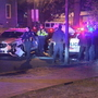 2 officers injured after suspect stole DC police car, crashed into another police cruiser