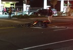 Man killed in Johnston motorcycle crash