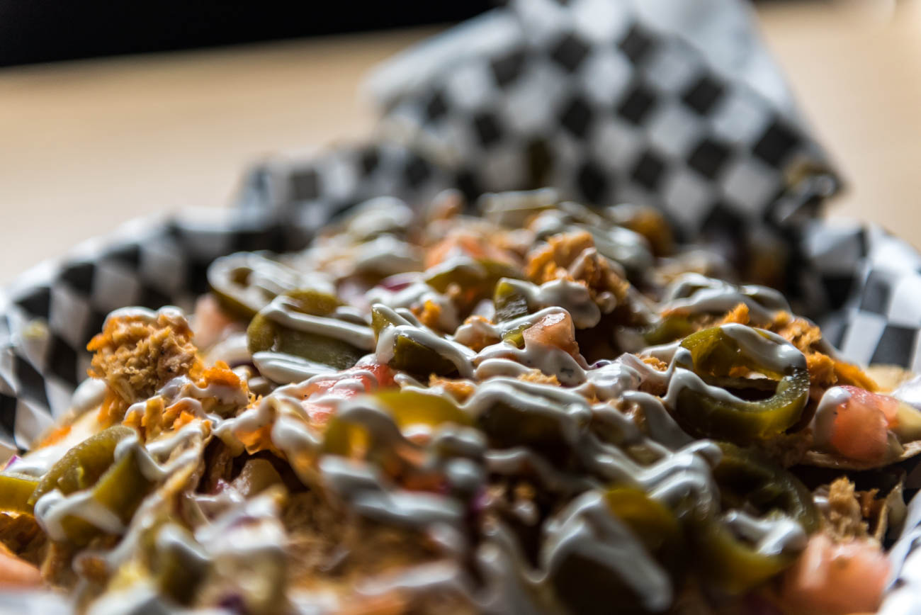 Buffalo chicken nachos / Image: Mike Menke // Published: 9.20.18