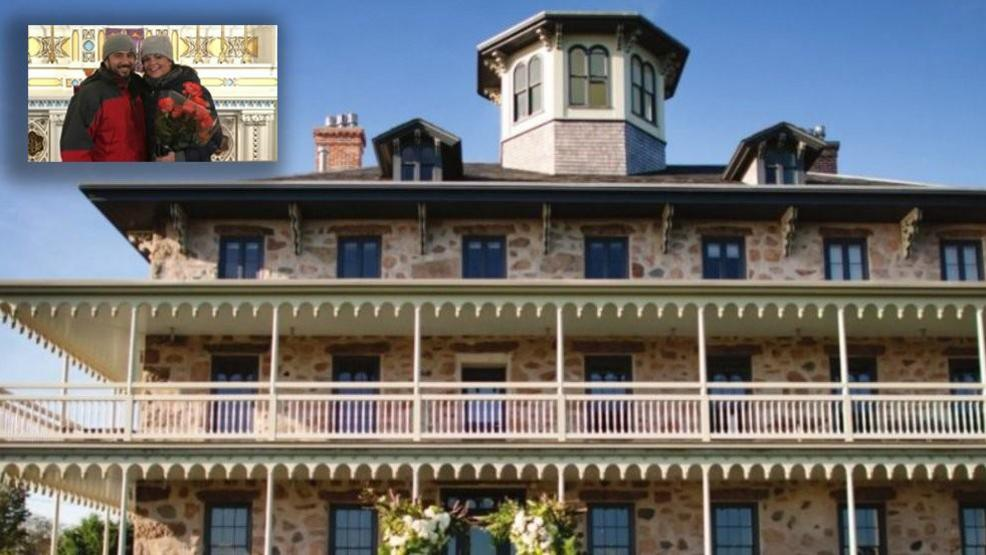 Wedding In Limbo Wakefield Family Reacts To Stone House Closure Wjar