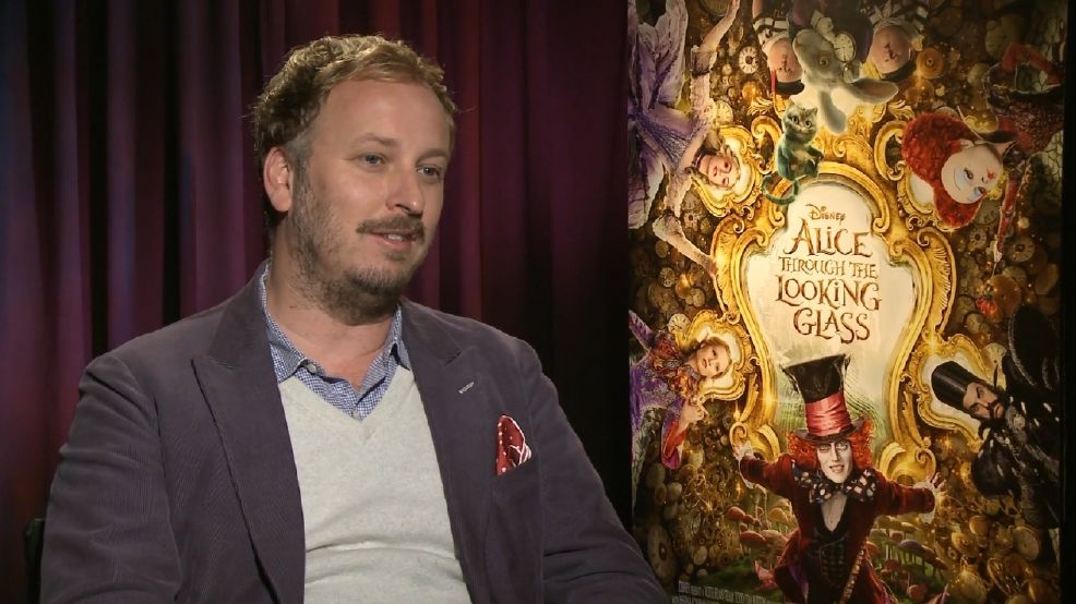 'Alice Through the Looking Glass' director talks childhood influence and inspiration