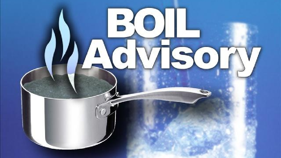 Boil order in effect for residents of columbia 39 s for How to make tap water safe for fish