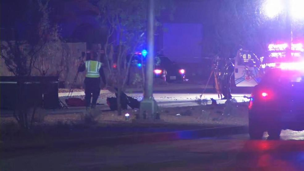 Update: Deadly motorcycle accident in East El Paso | KDBC