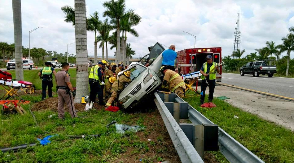Port St Lucie News Car Accident