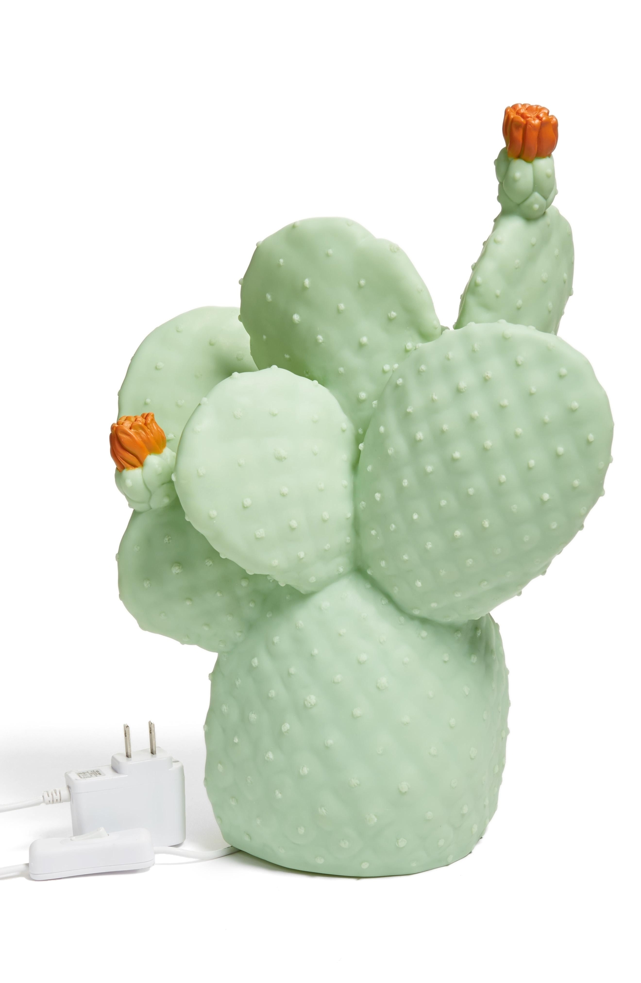 Goodnight Light Cactus Lamp - $110. Buy at shop.nordstrom.com/c/pop-in-olivia-kim (Image: Nordstrom)