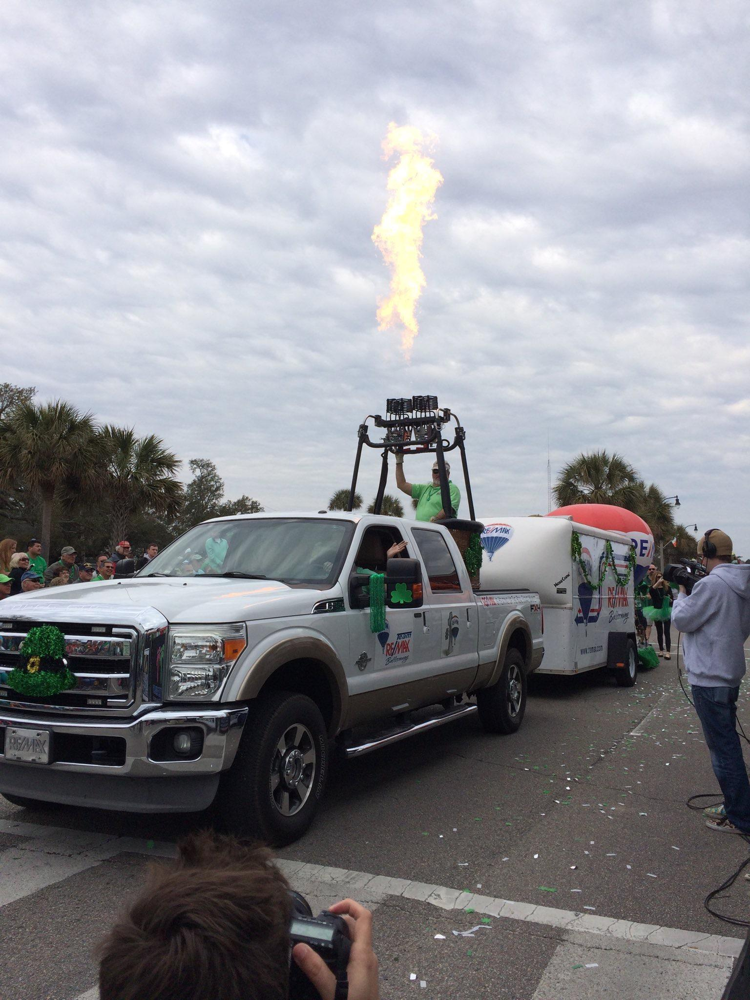 North Myrtle Beach 30th Annual St. Patrick's Day Parade
