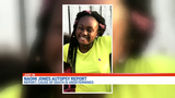 NEW: Autopsy report for Naomi Jones released