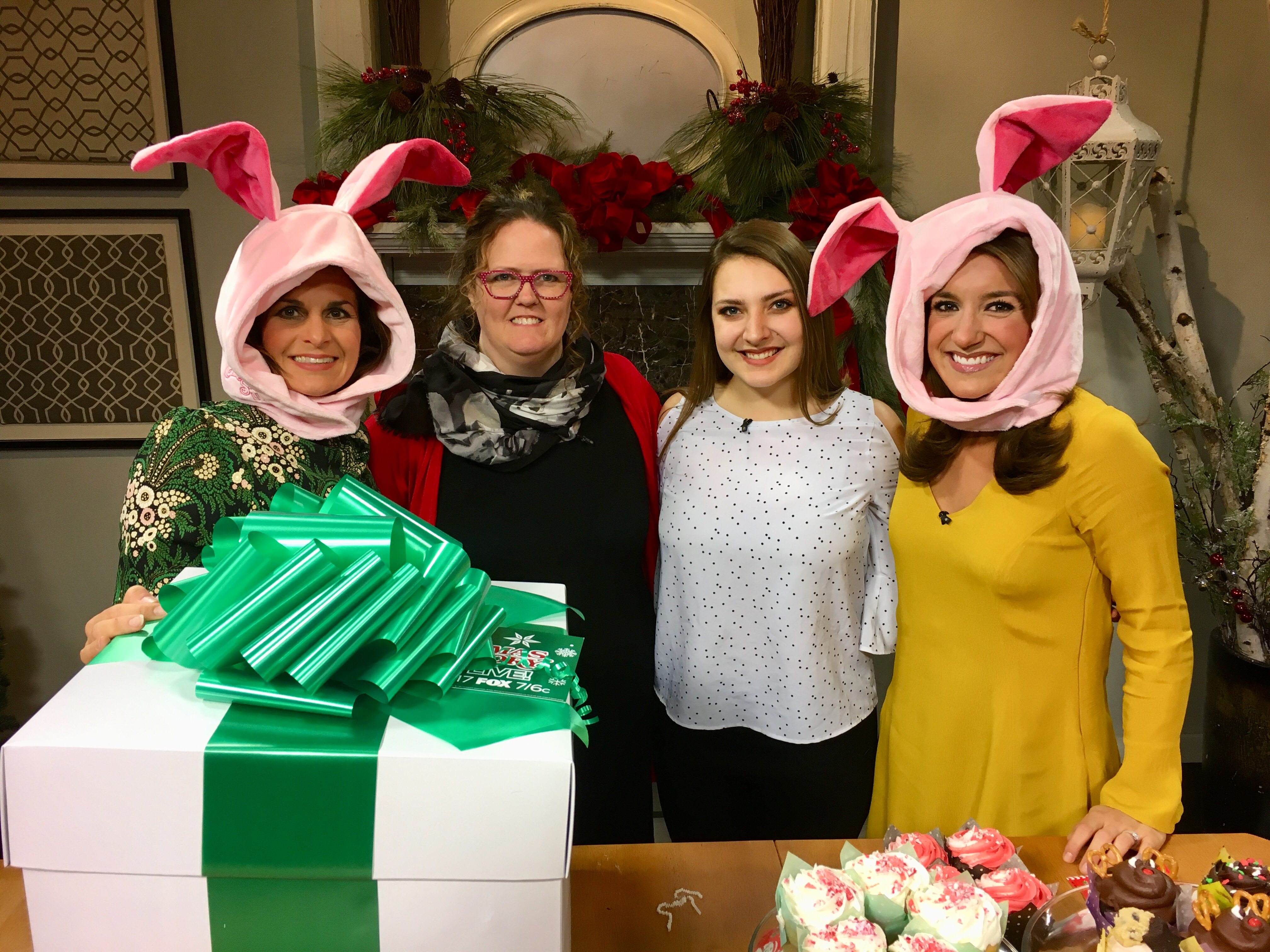 Tamara's The Cake Guru makes sweet treats for fans of A Christmas Story -  movie, musical and live version.{&amp;nbsp;} (Photo: Rachel Manek/WLUK)<p></p>