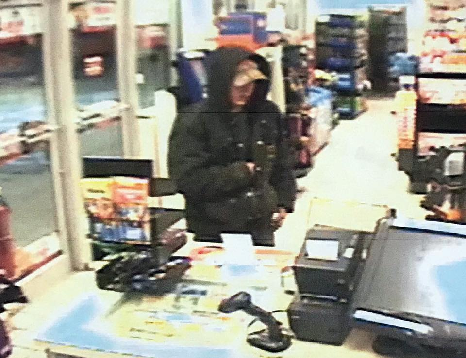 The Bay County Sheriff needs your help identifying a suspect connected to an armed robbery. (Photo Credit: Bay County Sheriff's Office)