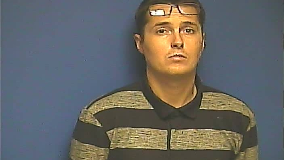 Traffic stop arrest-Daniel Ossola (Source McCracken County Sheriff's Office).jpg
