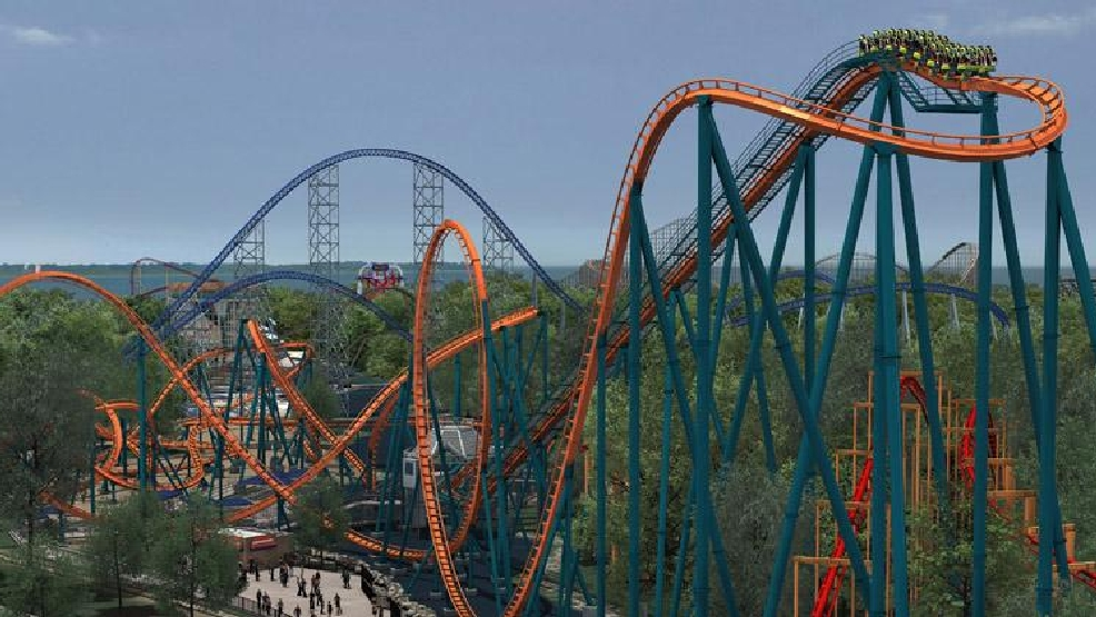 Elite Auto Credit >> Cedar Point to open new coaster, close 3 rides in 2016 | News, Weather, Sports, Breaking News | WSYX