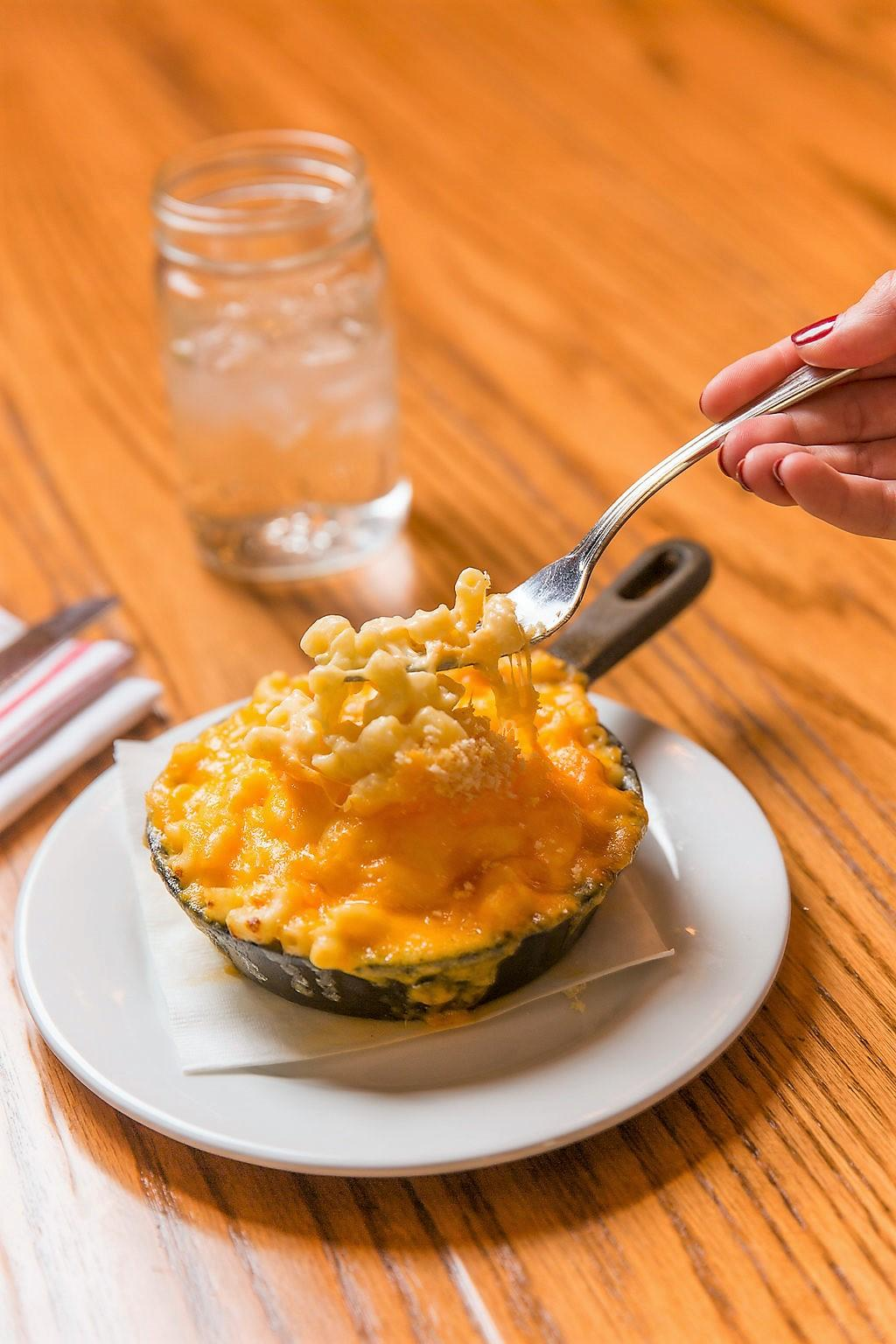 Mac and Cheese at Lincoln (Photo credit: Lincoln)<p></p>