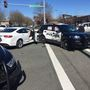 Crash sends Tukwila officer, motorist to hospital