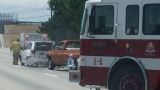 Traffic Alert: Crash on I-84 in Nampa severely backing up traffic