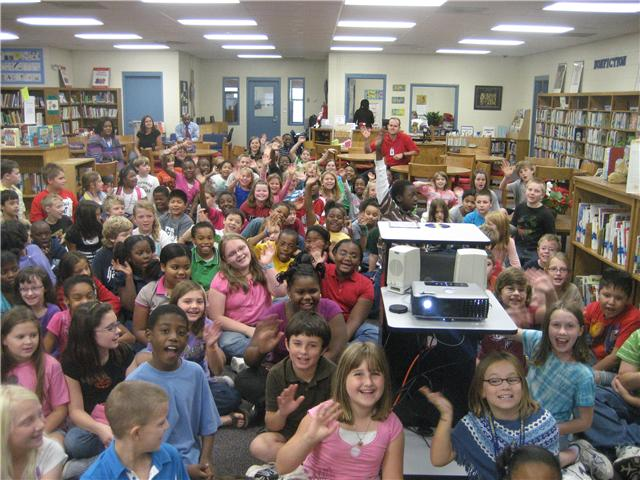 Bethel-Hanberry Elementary Fourth Graders