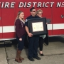 Longtime Douglas County firefighter completes Executive Fire Officer Program