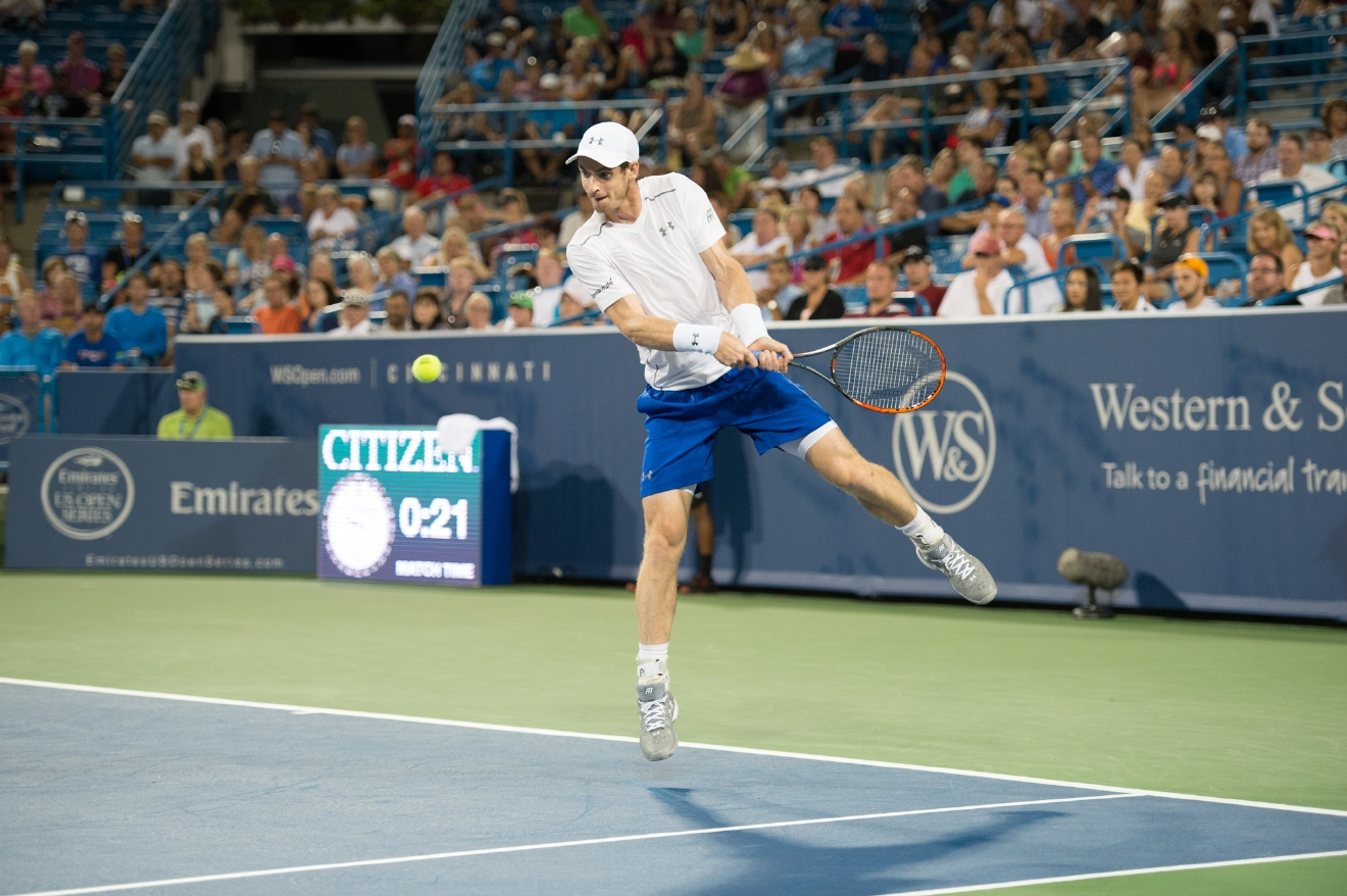 Andy Murray / Image: Chris Jenco