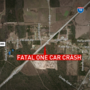 20-year-old dies in I-10 one vehicle crash in Jefferson County