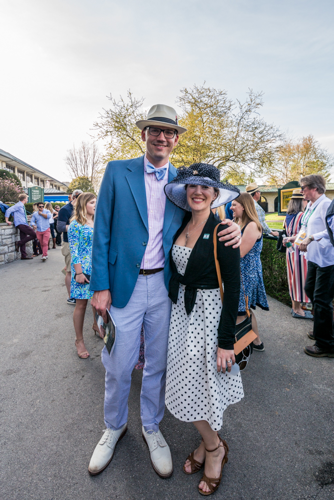 Ryan Beyer and Alexandra Kejner{ }/ Image courtesy of Catherine Viox // Published:{ }4.12.19