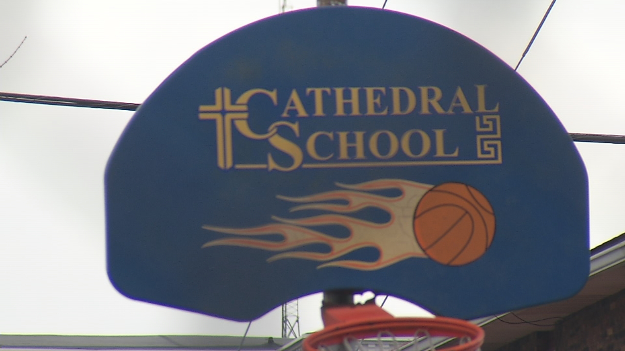 The Cathedral of the Immaculate Conception School in Springfield is closing. (WICS)