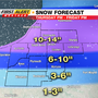 WSBT 22 First Alert Weather: Winter storm expected to bring a foot of snow in spots