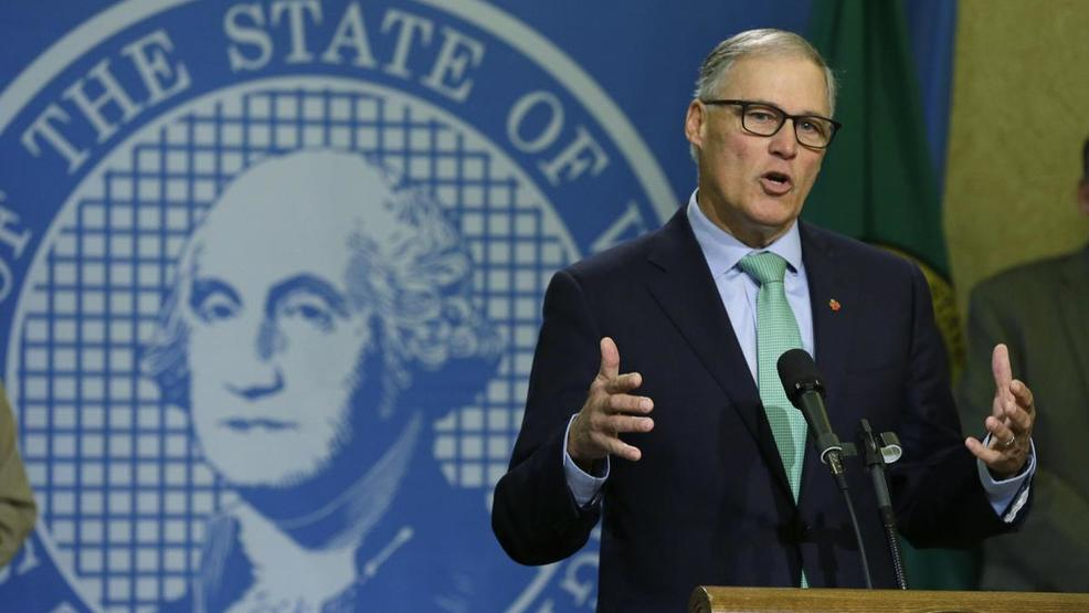 Jay Inslee podium per carbon tax plan.jpg