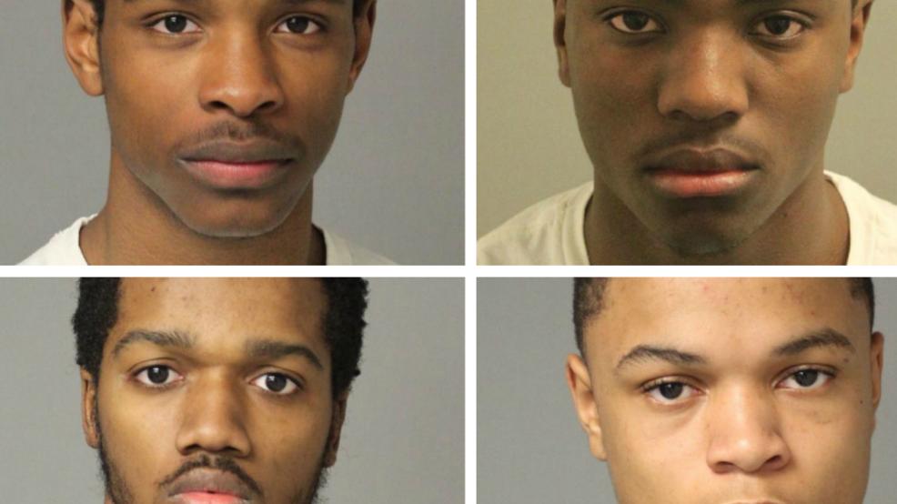 4 arrested for allegedly stealing prescription medication from cvs
