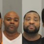Four arrested after shooting near 32nd, Taylor streets