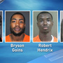3 arrested, 1 sought in Lake Charles attempted murder, armed robbery