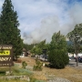 More than 100 homes ordered evacuated in Chelan Fire